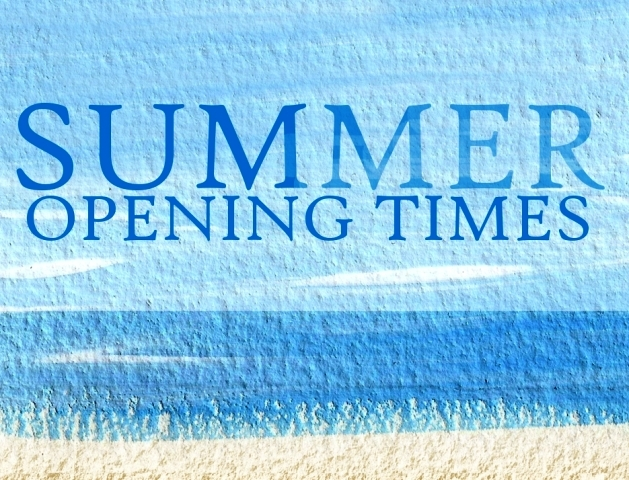 opening hours summer wallpaper - photo #9