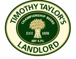 COMING SOON – TIMOTHY TAYLOR'S LANDLORD ALE thumbnail