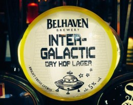 COMING SOON – INTERGALACTIC DRY HOP LAGER thumbnail