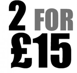 Spring Lunch Offer – 2 Main Courses for £15 thumbnail