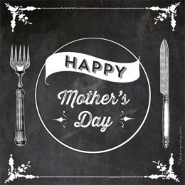 Bookings now being taken for Mothering Sunday – 26th March 2017 thumbnail
