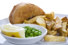 Gluten Free Battered Fish & Chips now available thumbnail